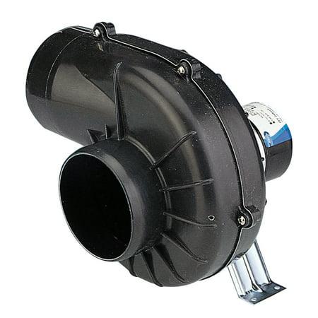 Jabsco 35440-0000 12V Blower Flex Mount and 4