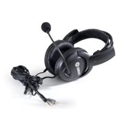 Yamaha Cm500 Closed Ear Headset With Built-in Microphone With Ultra Flexible Headband