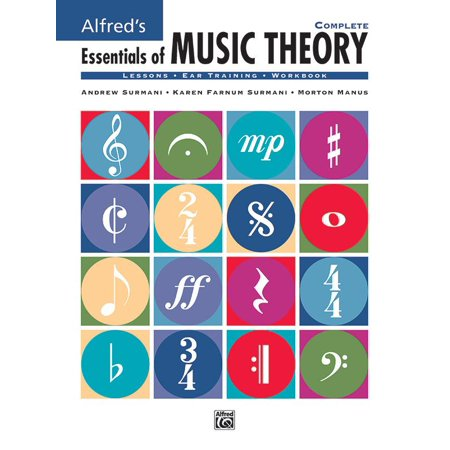 Essentials of Music Theory: Alfred's Essentials of Music Theory: Complete, Book & 2 CDs (Paperback) 2 Play Along Cds