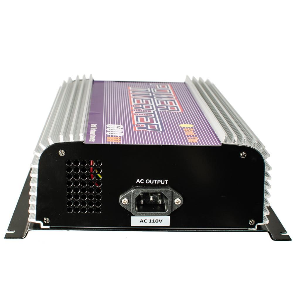 Newgate iMeshbean 600W 10.8v-30v DC to 120v AC Grid Tie I...