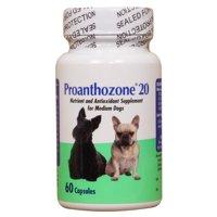 Proanthozone 20 Capsules for Medium Dogs (60 count)