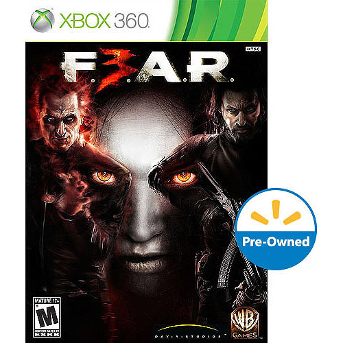 FEAR 3 (Xbox 360) - Pre-Owned