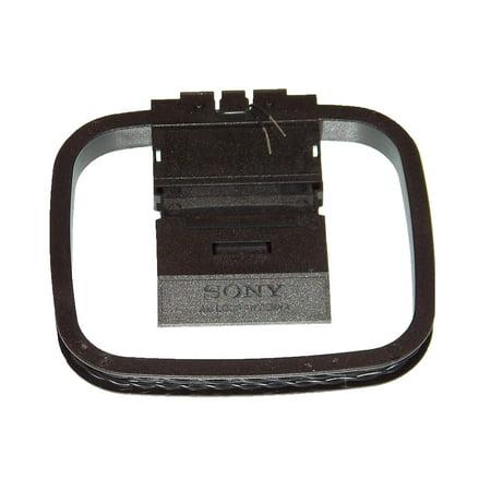 OEM Sony AM Loop Antenna: CMTM90DVD, CMT-M90DVD, CMTNEZ30, CMT-NEZ30, DAVBC150, DAV-BC150
