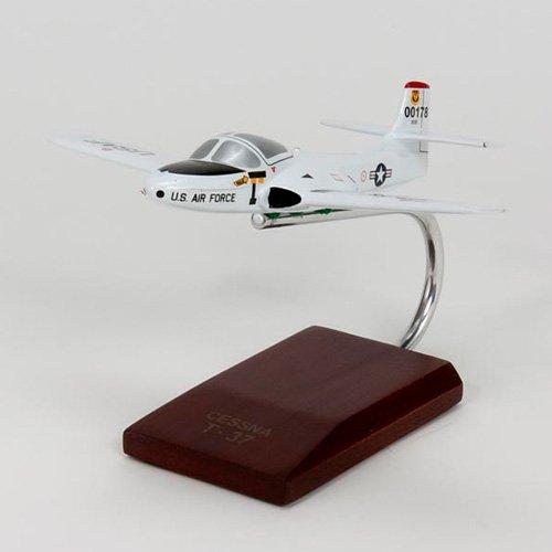 Daron Worldwide T-37A Tweetie Bird White Model Airplane