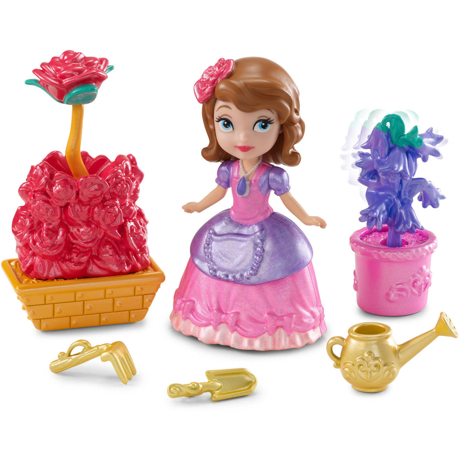 "Disney Sofia the First 3"" Doll and Magic Garden by"