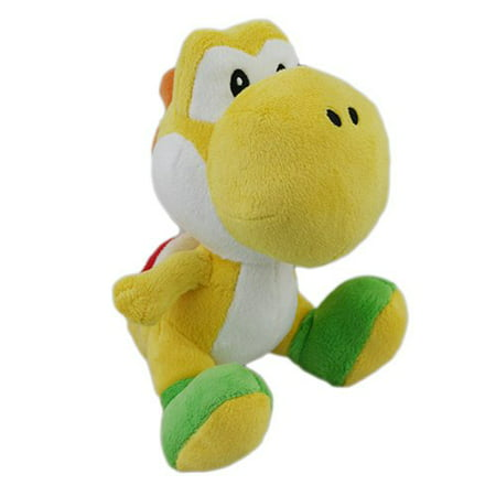 Little Buddy Llc  Yellow Yoshi 6   Plush