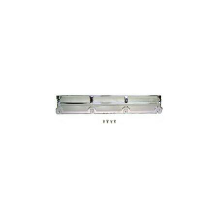 Eckler's Premier  Products 50324403 Chevelle Chrome Radiator Top Support V8 4 bolt