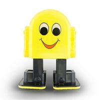 E1 electronic walking dance robot beauty funny toy music for kids boy girl toddler