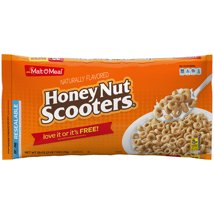 Breakfast Cereal: Honey Nut Scooters