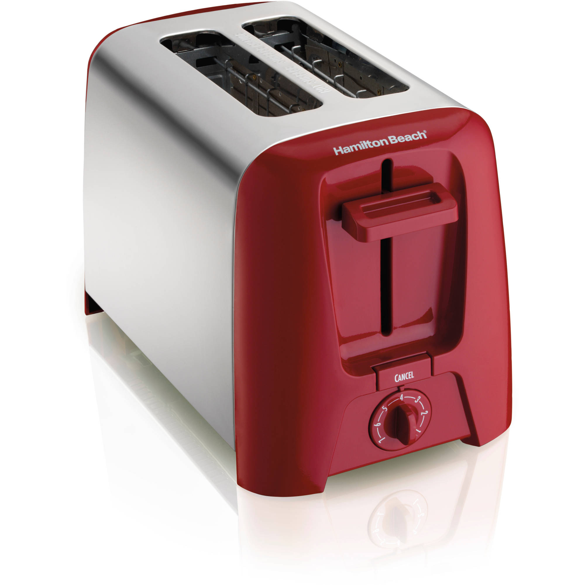 Hamilton Beach Cool Wall 2-Slice Toaster