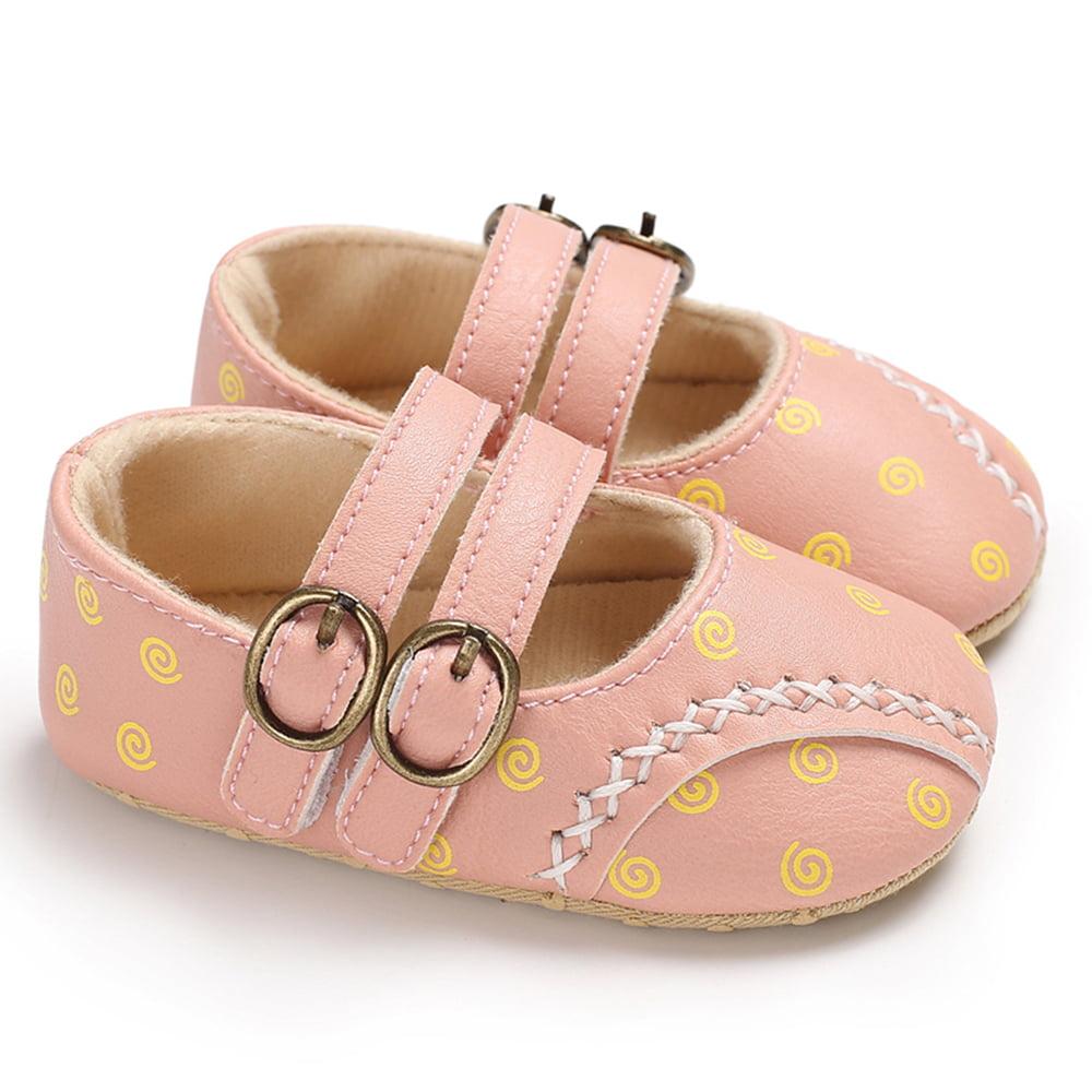 Casual Easy Fasten Ballerina Pumps Shoe INFANTS GIRLS NEW BACK TO SCHOOL SHOE