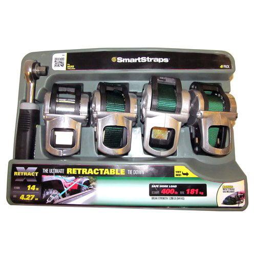 SmartStraps 14' 1.2K RetractX, 4pk