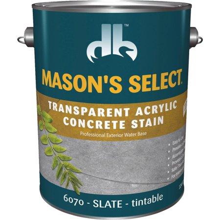 Terra Concrete - Duckback MASON'S SELECT Concrete Stain