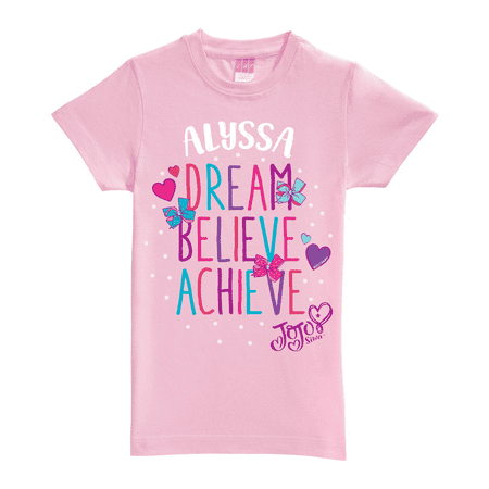 Personalized JoJo Siwa T Shirt
