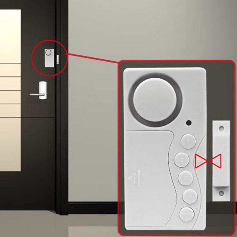 Magnetic Sensor Wireless Door Window Home Security Entry Burglar