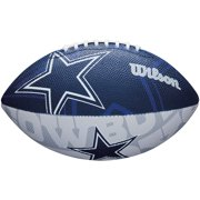 Dallas Cowboys Wilson Junior Team Logo Mini Football