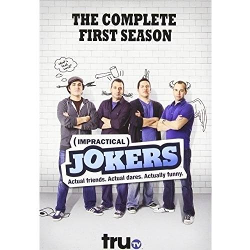 Impractical Jokers: The Complete First Season