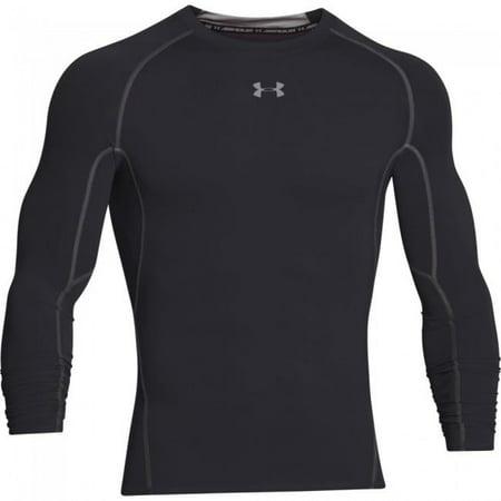 under armour heat gear l s compression shirt 1257471