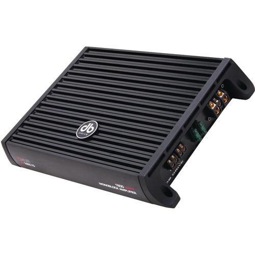 db Drive A6 1600.1d 1,600W Okur A6 Series Class D Monoblock Amp