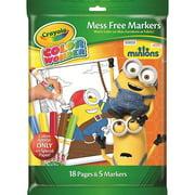 Crayola Color Wonder, Minions