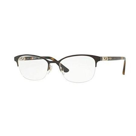 Vogue VO4067 Eyeglass Frames 997-51 - Brown (Vogue Eyeglasses Online)