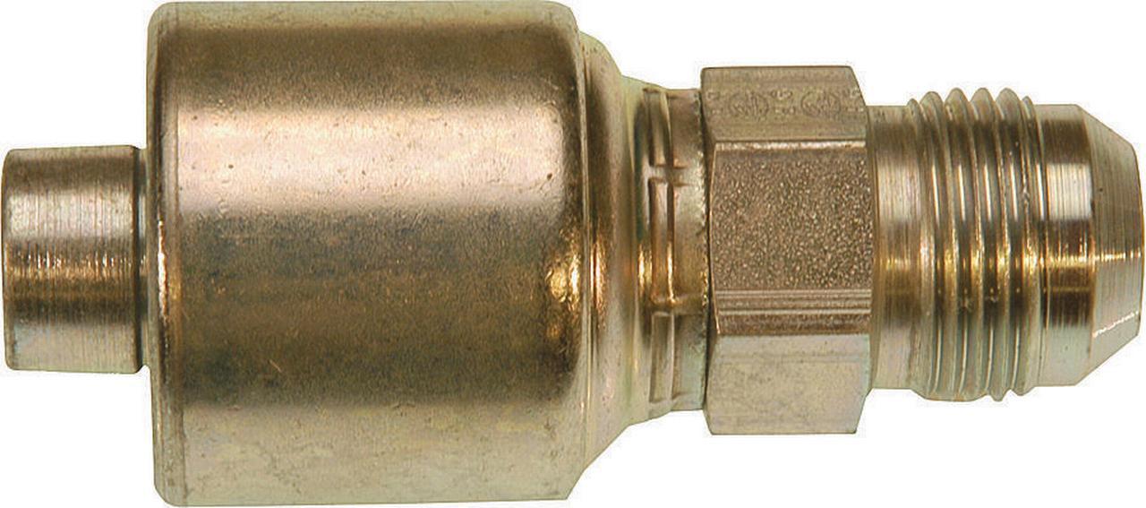 Gates G251650608 6 Gallon 8Mj Hydraulic Hose Fitting by Supplier Generic