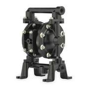 ARO 650718-C Double Diaphragm Pump,Aluminum,1-1/2 In.