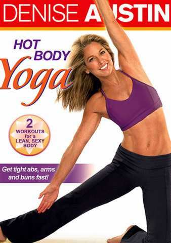 Denise Austin: Hot Body Yoga by