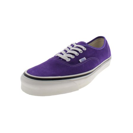 Vans Mens Authentic 44 DX Suede Low Top Skate Shoes ()