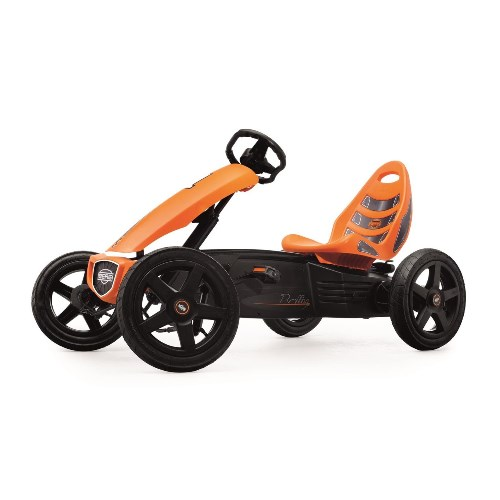 Berg Pedal Go Kart Rally Orange by Berg USA