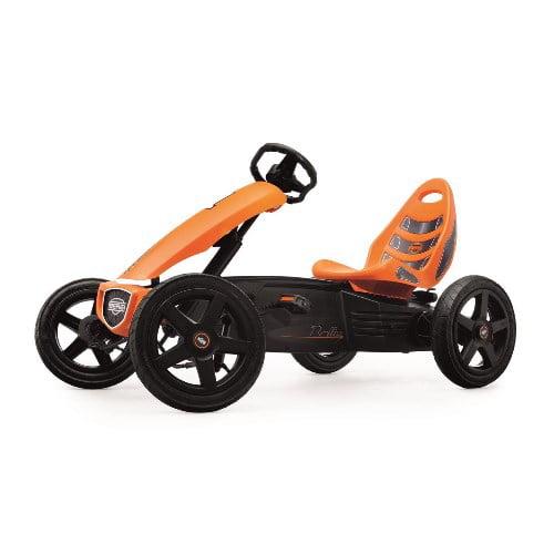 Berg Pedal Go Kart - Rally Orange