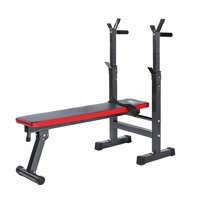 Tomshoo Adjustable Weight Lifting Bench