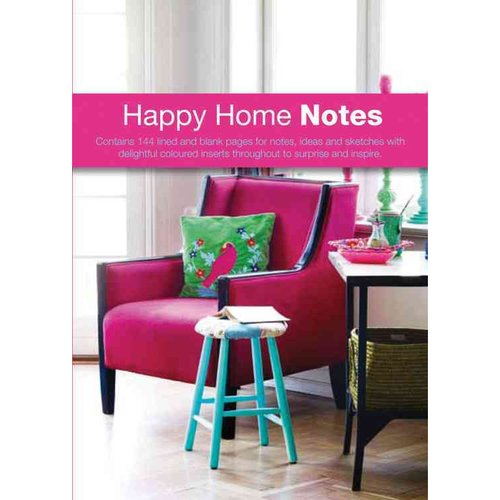 Happy Home Notes - Pink