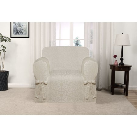 Kathy Ireland Americana Slipcover Chair
