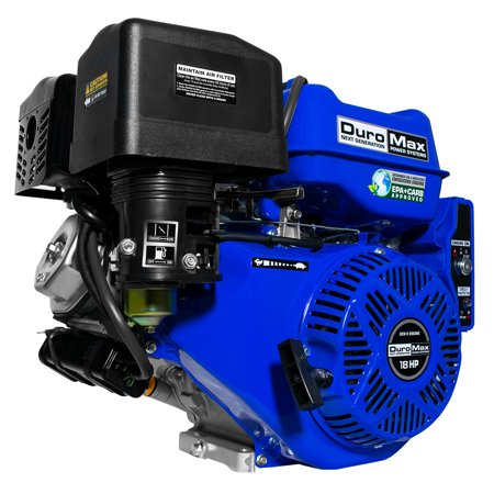 DuroMax XP18HPE Hp 1'' Shaft, Portable Electric Start (Hp Vertical Shaft Engines)