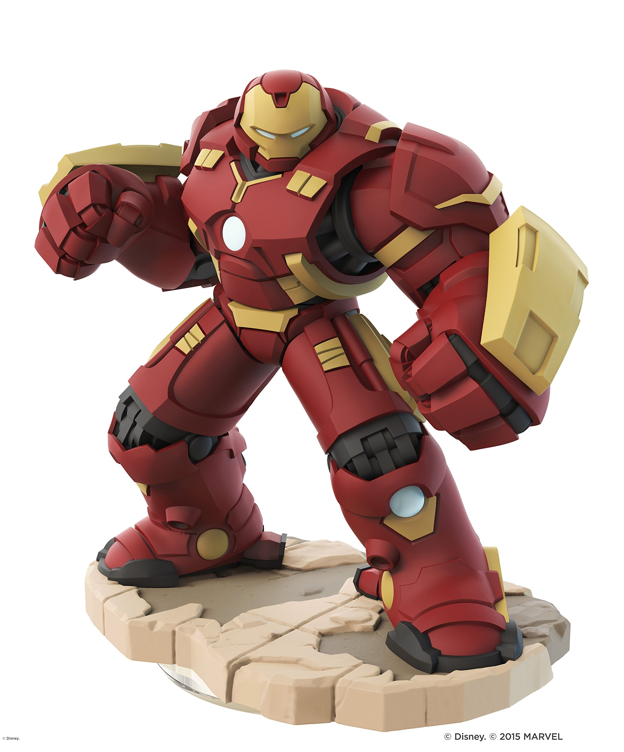 Disney Infinity 3.0 Editon: MARVEL's Hulkbuster Figure by Taketwo Interactive