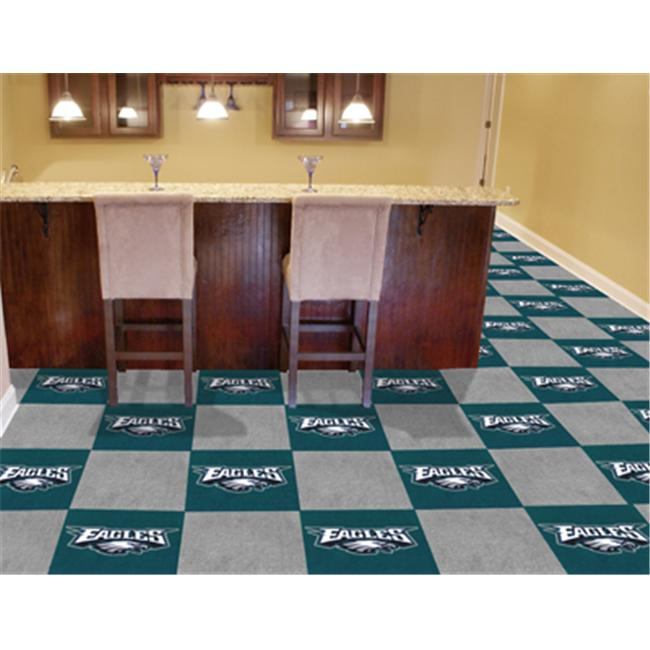 FanMats Philadelphia Eagles Carpet Tile F0008546