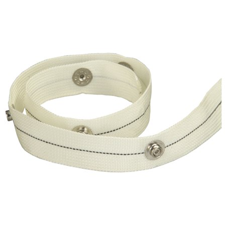"""JR Products 81005 Sew-In Snap Tape - 72"""""""