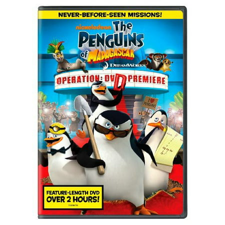 The Penguins of Madagascar: Operation: DVD Premiere - Penguins Of Madagascar Party Supplies