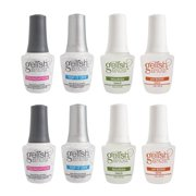 Gelish Fantastic Four Essentials Collection Soak Off Gel Nail Polish (2 Pack)