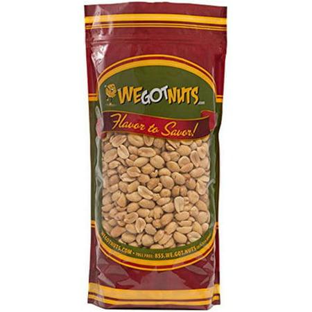 Got Salt - We Got Nuts Gourmet Salted Peanuts, 80 oz