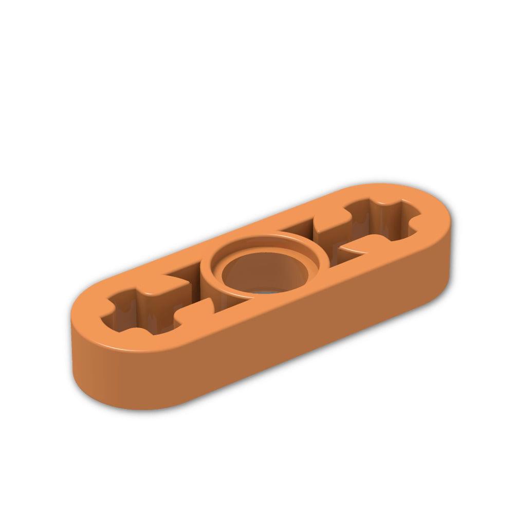 LEGO Lot of 4 Blue 1x3 Thin Technic Liftarm Pieces