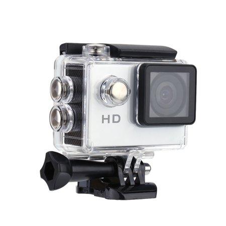 "A7 HD 720P Waterproof Sport Mini DV Action Camera 2.0"" LCD"