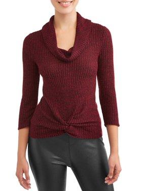 7da2e4a4fc8 Juniors Sweaters   Cardigans   Juniors - Walmart.com - Walmart.com