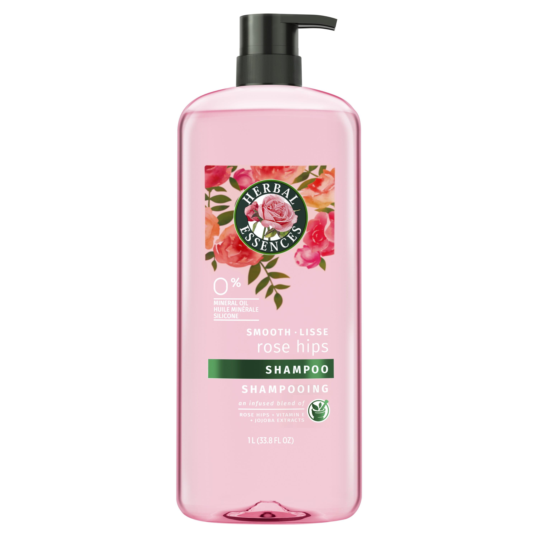 Herbal Essences Smooth Collection Shampoo with Rose Hips & Jojoba ...