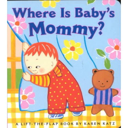 Where Is Baby's Mommy - Mommy Patch Products