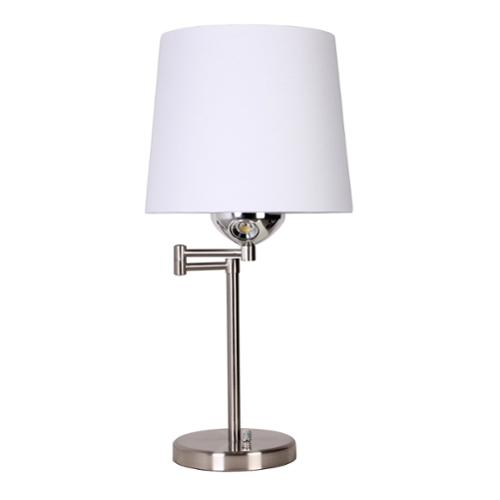 Tensor 18806-000 24-Inch Dual Function Swing Arm Lamp with LED Reading Light by Overstock