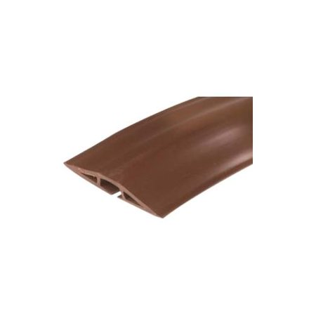 on q legrand corduct 15 39 overfloor cord protector brown protector brown. Black Bedroom Furniture Sets. Home Design Ideas