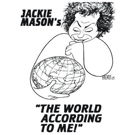 Jackie Mason: The World According To Me! (DVD) (Jackie Mason The World According To Me)
