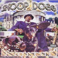 Snoop Dogg - Da Game Is To Be Sold Not To Be Told - Vinyl